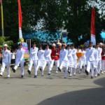 Paskibraka-Banjar-HUT-RI-Ke-69-di-Halaman-CBS-Martapura-300x198