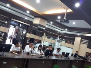 Kunjungan Kerja DPRD Kabupaten Kutai Kartanegara (Tenggarong)