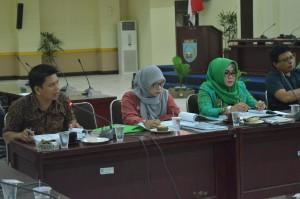 Rapat Badan Anggaran DPRD Kabupaten Banjar
