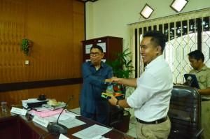 Kunjungan Kerja DPRD Kabupaten Sumedang