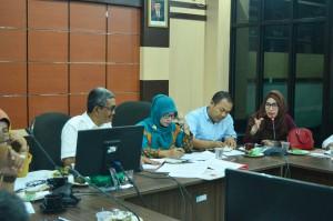 Rapat Komisi IV DPRD Kabupaten Banjar