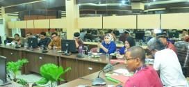 Rapat Gabungan Komisi I dan IV 13 Maret 2017