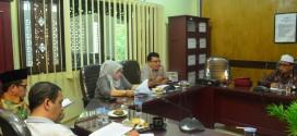 Rapat Komisi I DPRD Kabupaten Banjar 15 Maret 2017