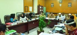 Rapat Komisi IV DPRD Kabupaten Banjar, 08 Mei 2017