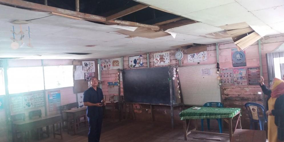 Kunjungan Kerja Komisi IV ke UPT Pendidikan Aluh Aluh