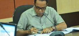 Rapat Badan Musyawarah, Senin 8 Mei 2017