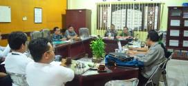 Rapat Komisi I DPRD Kab. Banjar 05 Juli 2017