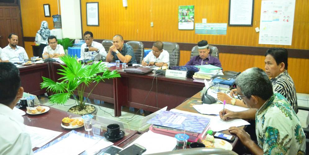 Rapat Komisi IV DPRD Kab.Banjar 12 Juli 2017