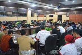 Rapat Komisi IV DPRD Kab. Banjar, Selasa 01 Agustus 2017