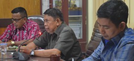 Rapat Komisi II DPRD Kabupaten Banjar 04 September 2017