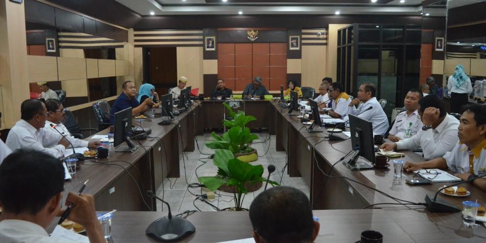 Rapat Komisi IV DPRD Kabupaten Banjar, 06 September 2017