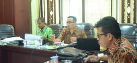 Rapat Komisi II DPRD Kabupaten Banjar, 02 Oktober 2017