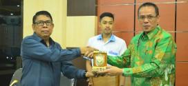 Kunjungan Konsultasi DPRD Kabupaten Takalar, Rabu 11 Oktober 2017