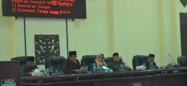 Rapat Paripurna DPRD Kabupaten Banjar, 28 Desember 2017