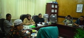 Rapat Komisi I DPRD Kabupaten Banjar, 03 Januari 2017