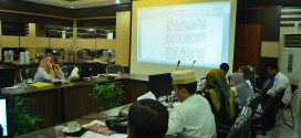 Rapat Badan Musyawarah DPRD Kabupaten Banjar, 10 Januari 2018