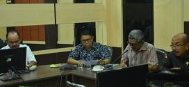 Kunjungan Kerja Komisi I dan III DPRD Kabupaten Katingan, 7 Maret 2018