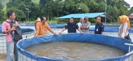 Kunjungan Kerja Komisi Gabungan  DPRK Aceh Timur, 18 April 2018